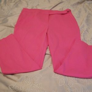 Attyre Hot pink trousers sz 14 euc